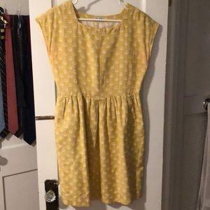 Gorgeous Silk Dress - Made in USA